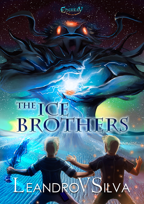 LeandroVSilva The Ice Brothers English Edition